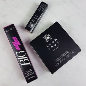 Avon 3 piece Makeup Bundle